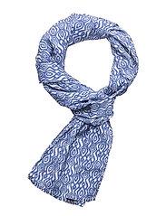 Along scarf - BLUE ORG