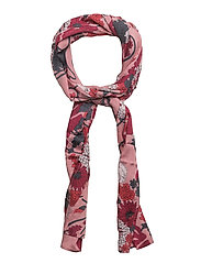 Along scarf - DUSTY ROSE ORG