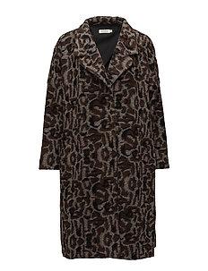 Terri coat - BRONZE ORG