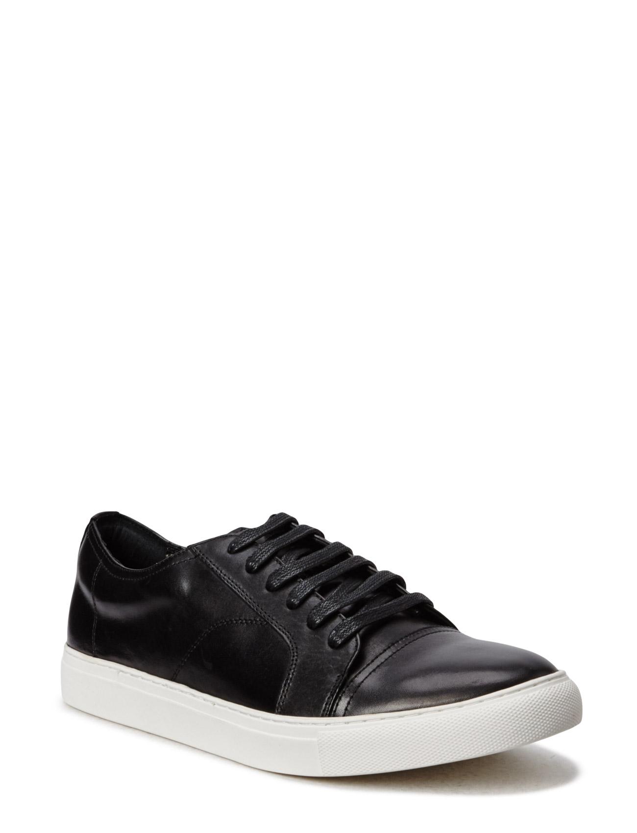 Leather Trainer Matinique Sneakers til Herrer i Sort