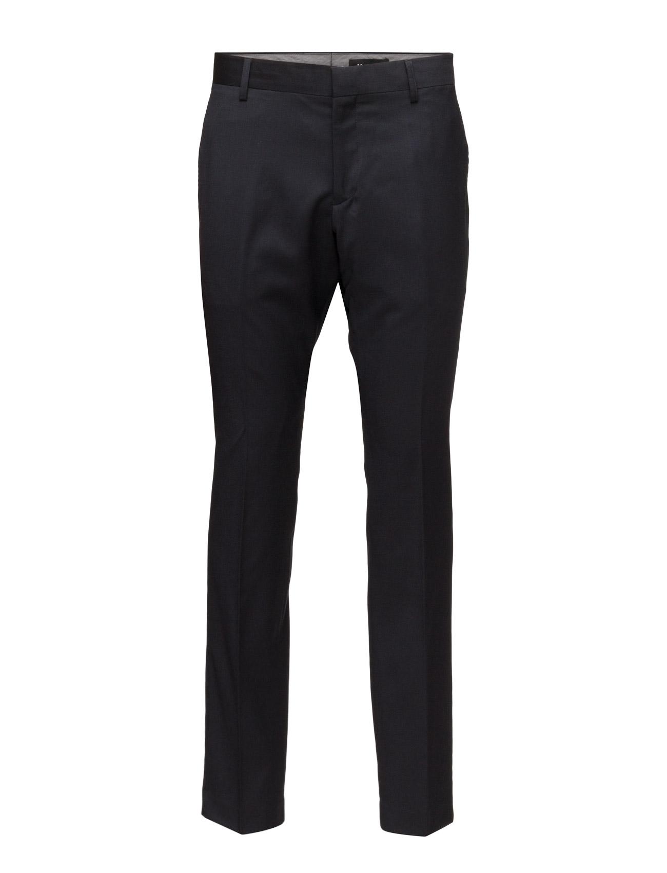 Les Super 120 Wool Matinique Casual sko til Mænd i Mørk grå
