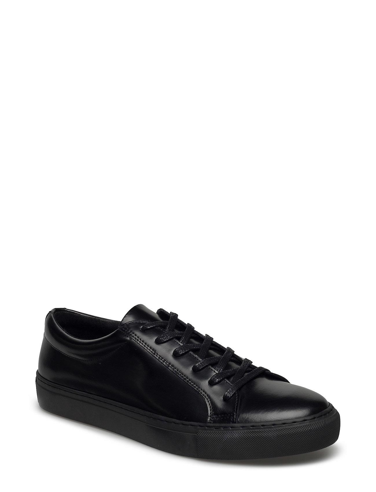 Black Glossy Trainer Landa Matinique Sneakers til Herrer i Sort