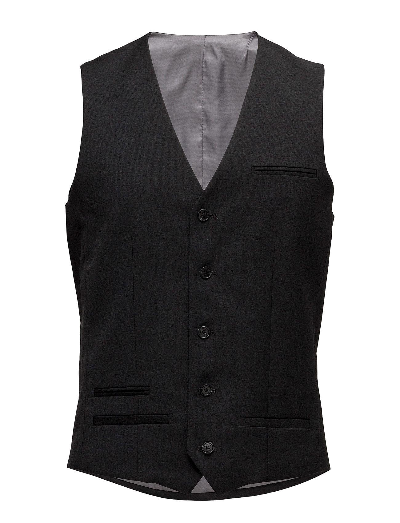 Breck Stretch Suit Matinique Veste til Herrer i Sort