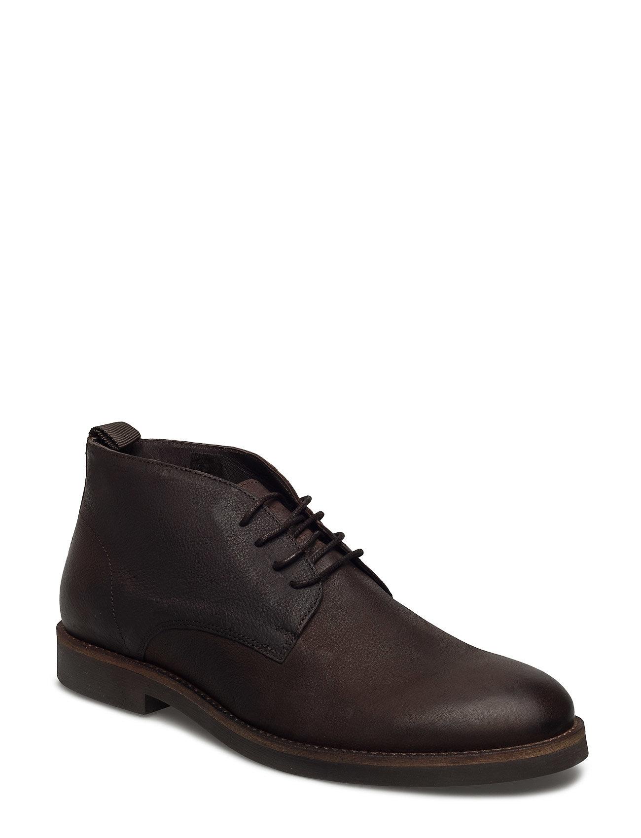 Carwin Matinique Støvler til Herrer i cognac