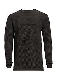 Chris Dry wool - BLACK
