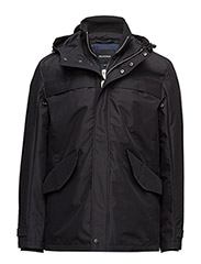 Timothey Technical trench - BLACK