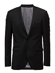 George F Stretch Suit - BLACK