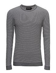 Lennon stripe Mini Stripe - LIMESTONE