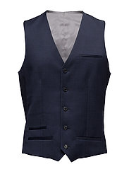 Breck Stretch Suit - DARK NAVY