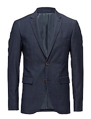 George Tinted Navy Suit - TINTED NAVY