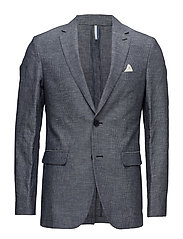 George Casual Blazer - TINTED NAVY