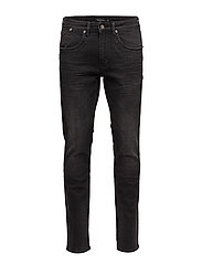 Priston Black Washed Denim - BLACK