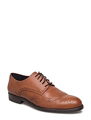 Easton Brogue - COGNAC