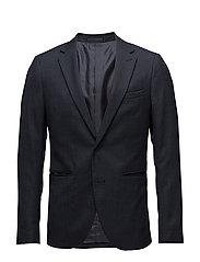 George Jaquard Suiting - DARK NAVY