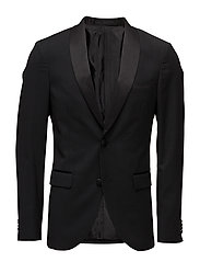 George Shawl Stretch Suit - BLACK