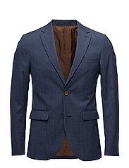 George Blue Stripe - OXFORD BLUE