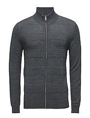 Sport K Fine wool - MED.GREY MELANGE