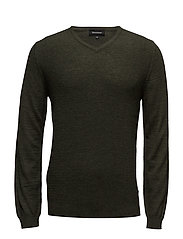 Mathew Knit pullover - FOREST