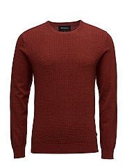 Triton Textured Knit - AYERS ROCK