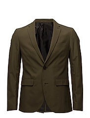George Olive Casual Suit - DUSTY OLIVE