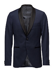 George Shawl Stretch Suit - DARK NAVY