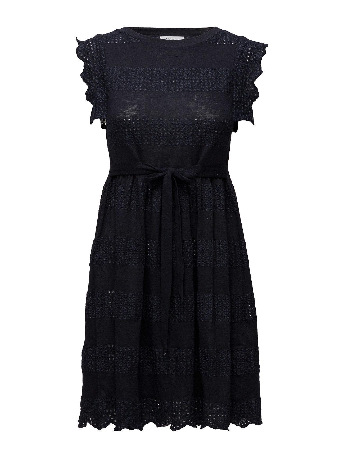 Duetto Max & Co. Korte kjoler til Damer i Midnight Blue