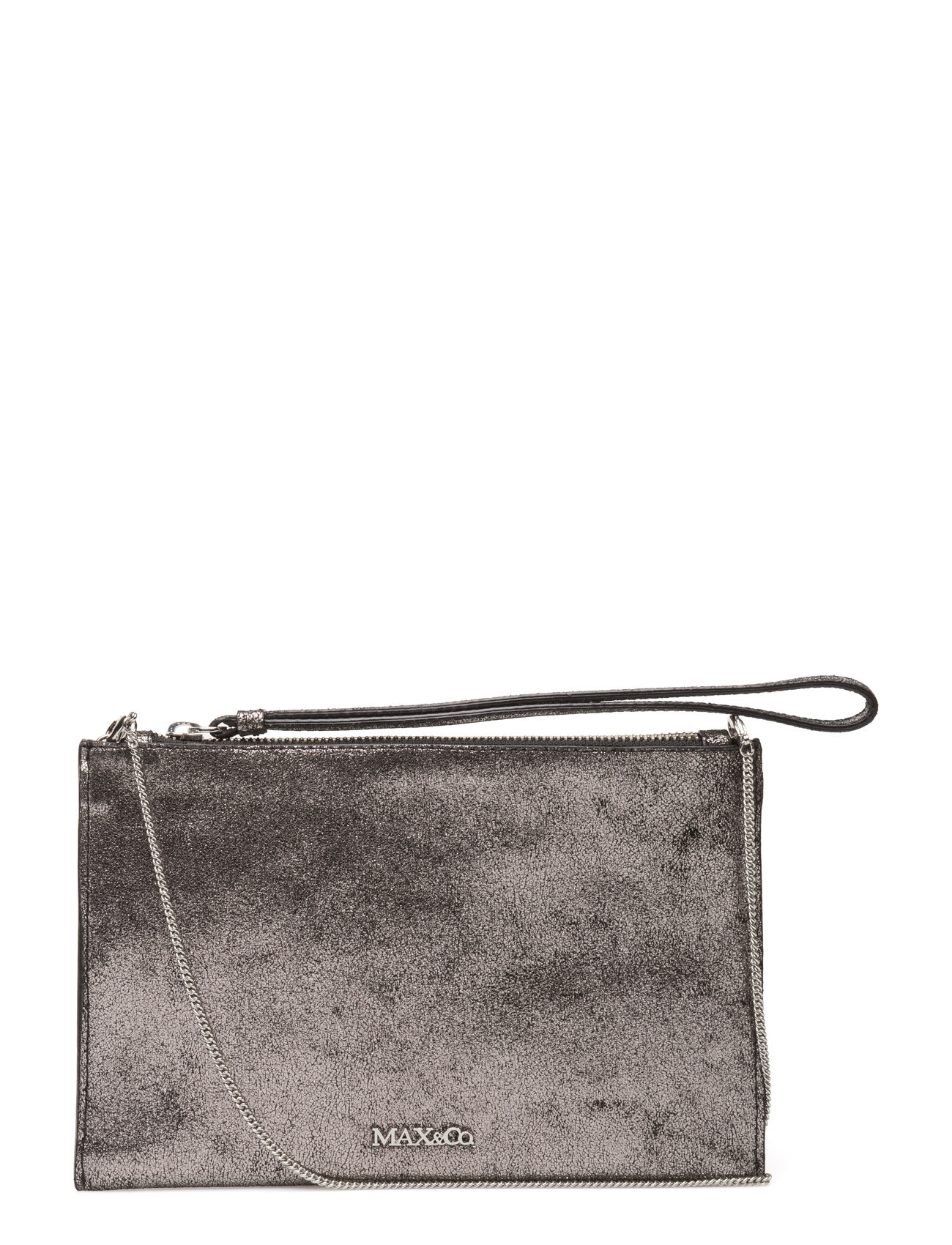 Mjclutch Max & Co. Små tasker til Damer i Sølv