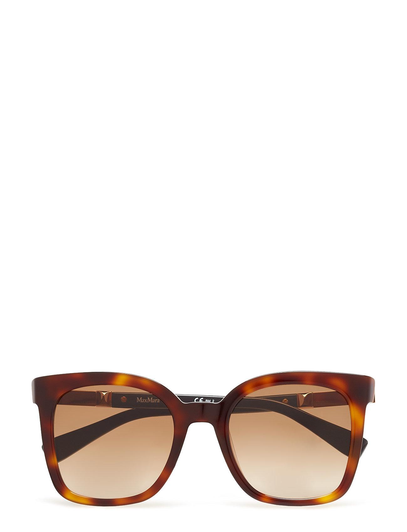 Mm Gemini I MAXMARA Sunglasses Solbriller til Damer i Brun