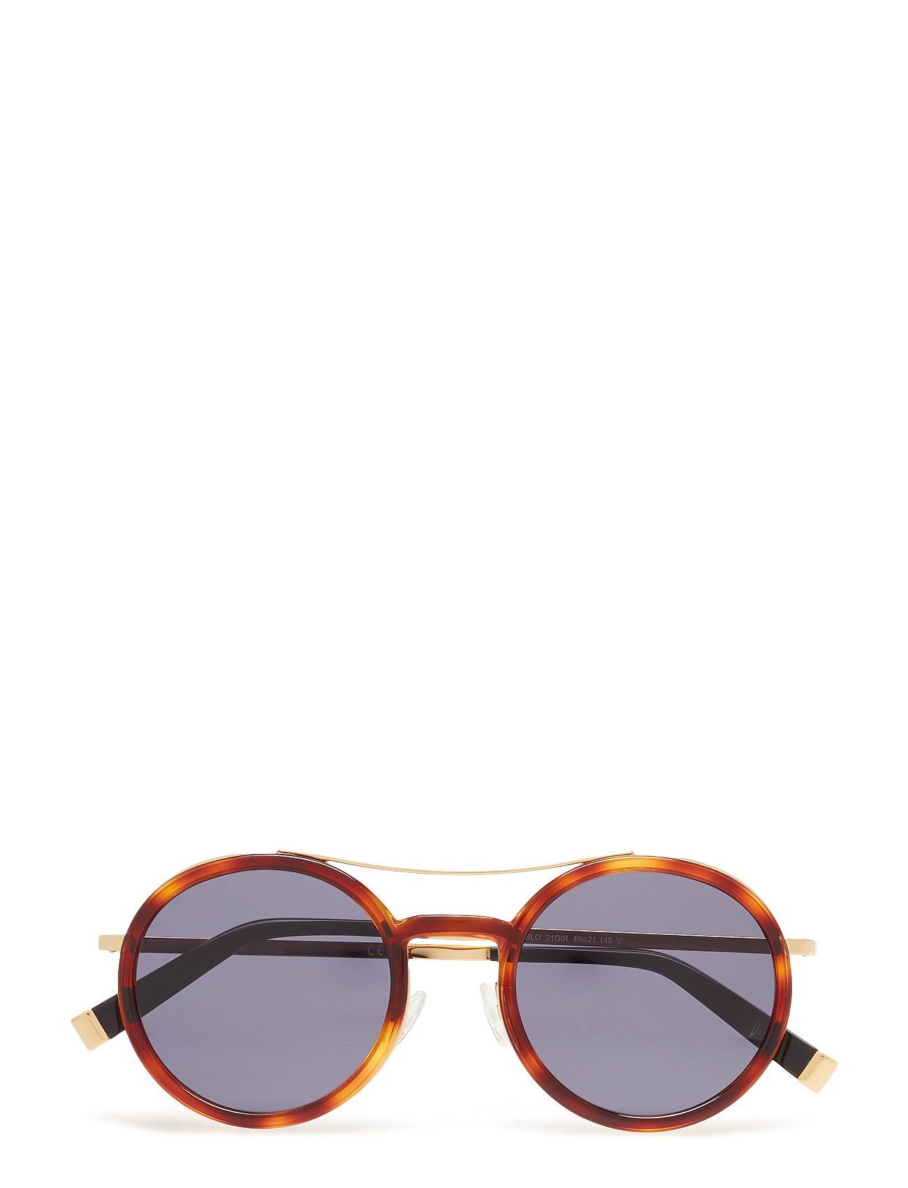 Mm Oblo MAXMARA Sunglasses Solbriller til Kvinder i Brun