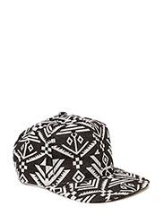 Graphic Cap - Black