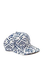 Graphic Cap - Blue