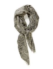 Lovely snake print - Greys