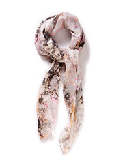 Waterfall scarf - Off White
