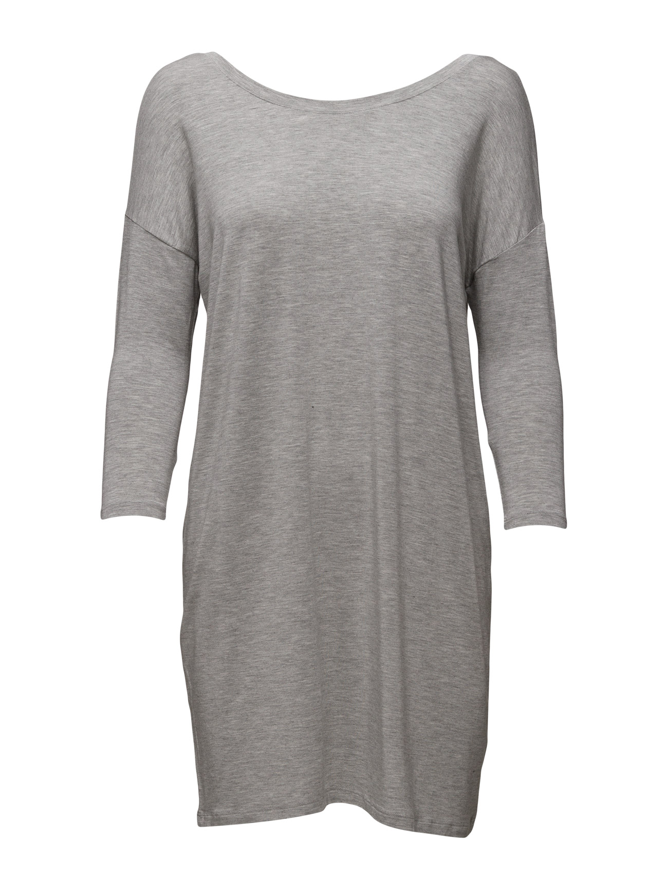 Lacy mbyM Korte kjoler til Damer i Light Grey Melange