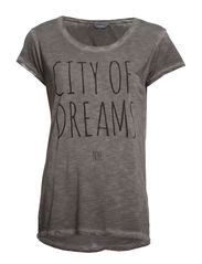 Dietrich - City Print dark grey