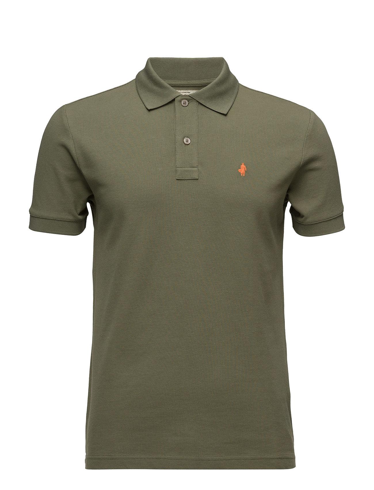 Polo-Ss-Mmm MCS Polo t-shirts til Mænd i Grøn