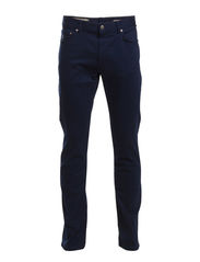 TROUSERS 5-POCKETS - Blue