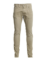 TROUSERS 5-POCKETS - Beige