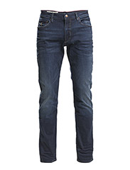 TROUSERS 5-POCKETS - Denim