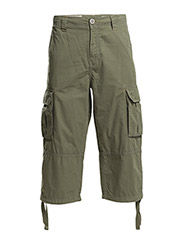 BERMUDAS - Military green