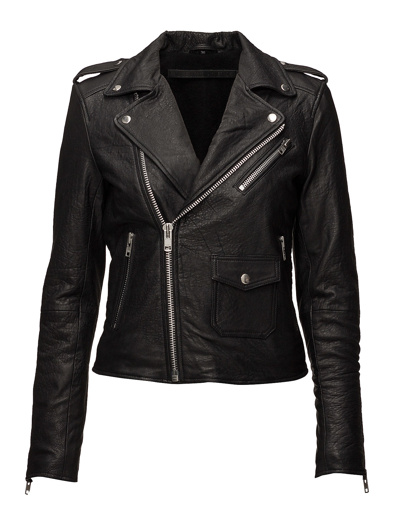 MDK / Munderingskompagniet Winter bubble biker jacket (black)
