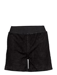 Stella Suede Shorts - SUEDE BLACK