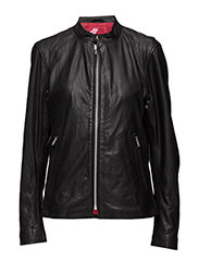 MDK / Munderingskompagniet - Bono Racing Leather Jacket (Black)