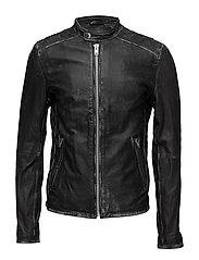 Dalton vintage jacket - BLACK