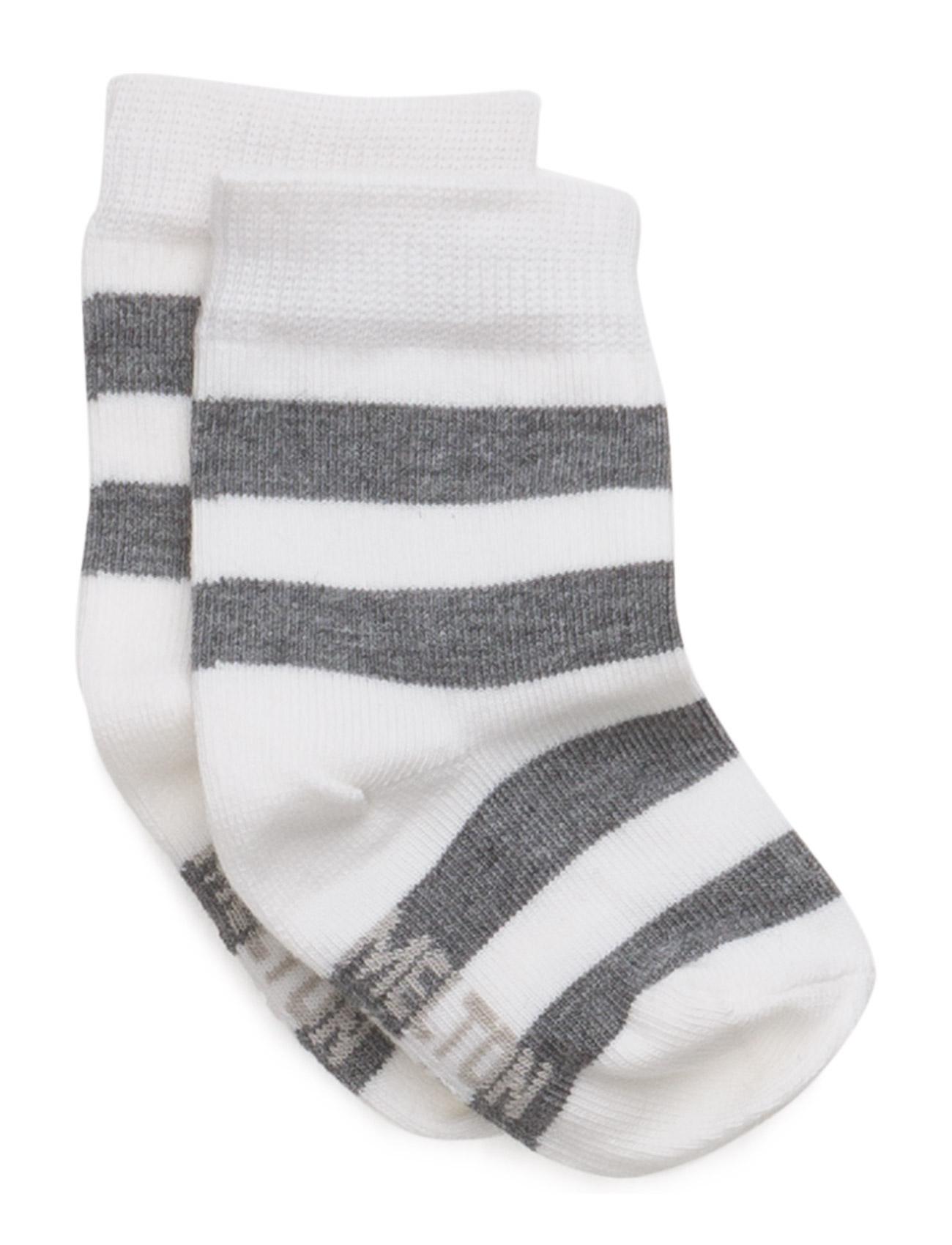 Babysock - Uni Stripe Melton Nat & Undertøj til Børn i