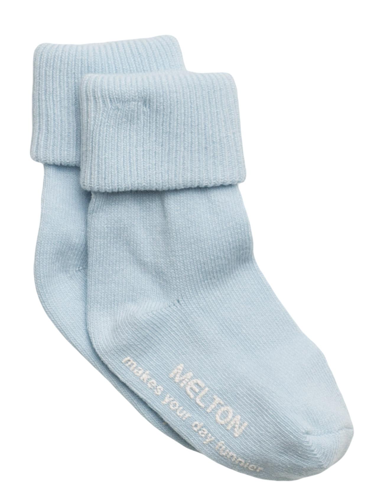 5e6d4e3d Baby Sock, Turn-Up Melton Strømper & Strømpebukser til Børn i ...