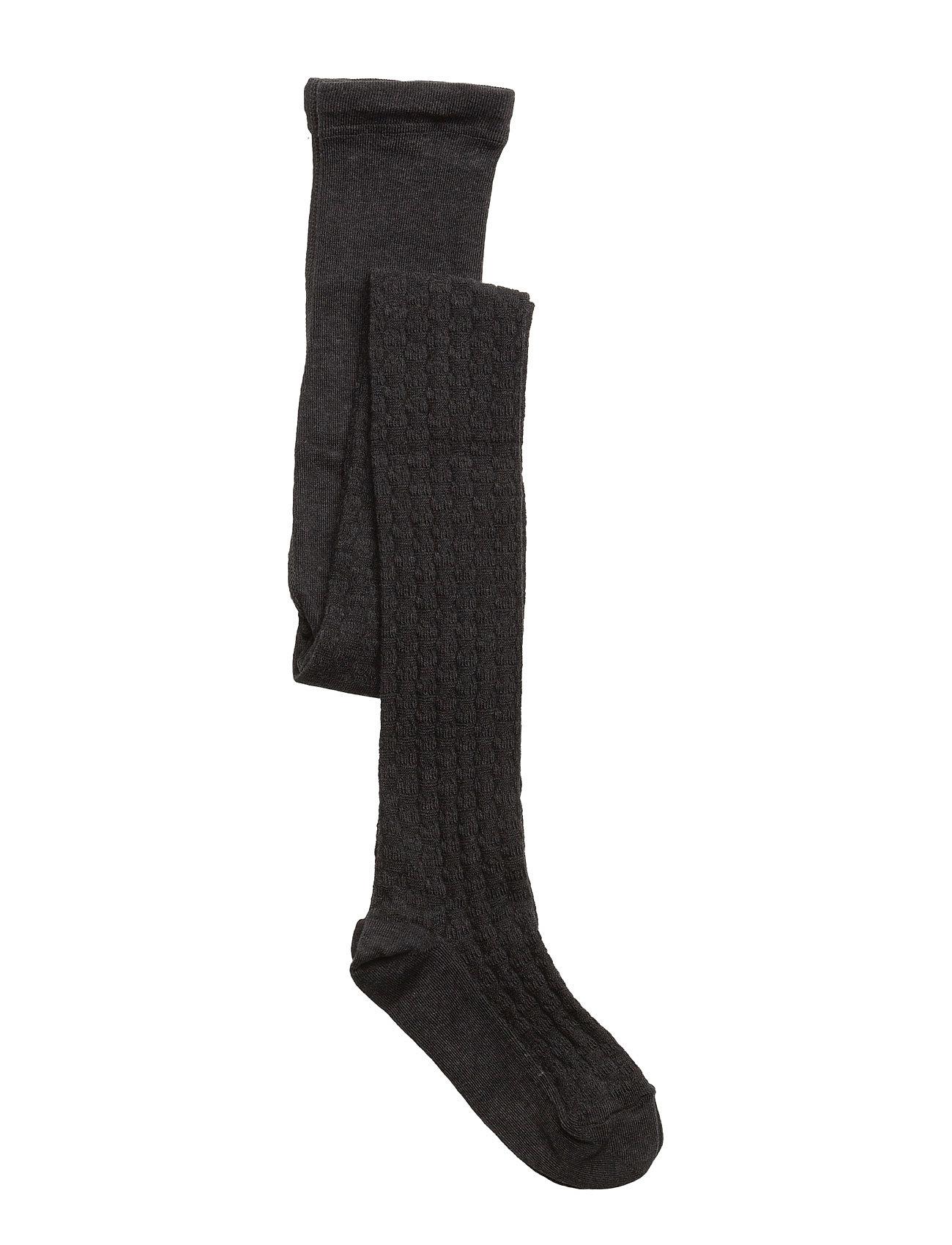 Tights - Knitted Structure Melton Strømper & Strømpebukser til Børn i