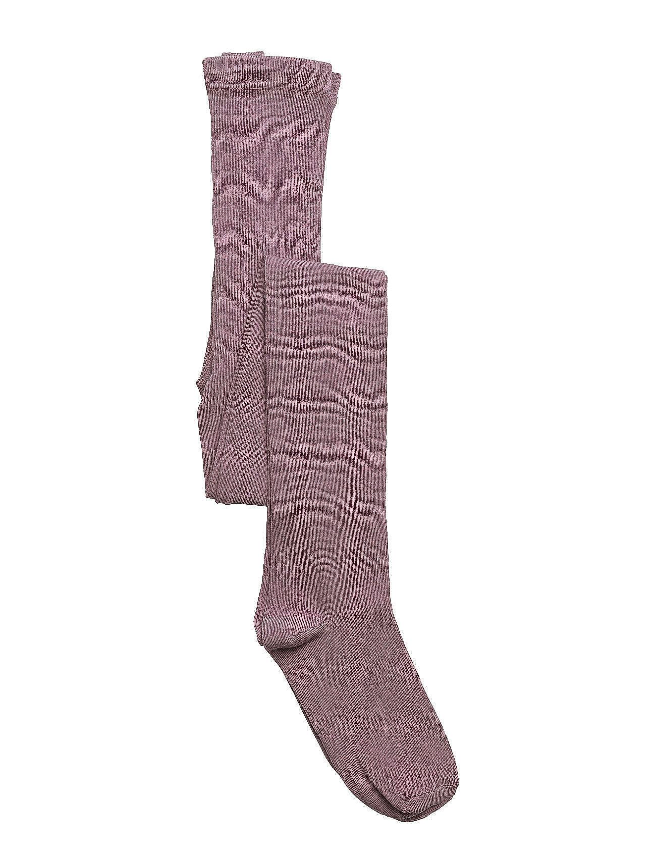 Tight, Plain Colour Melton Strømper & Strømpebukser til Børn i