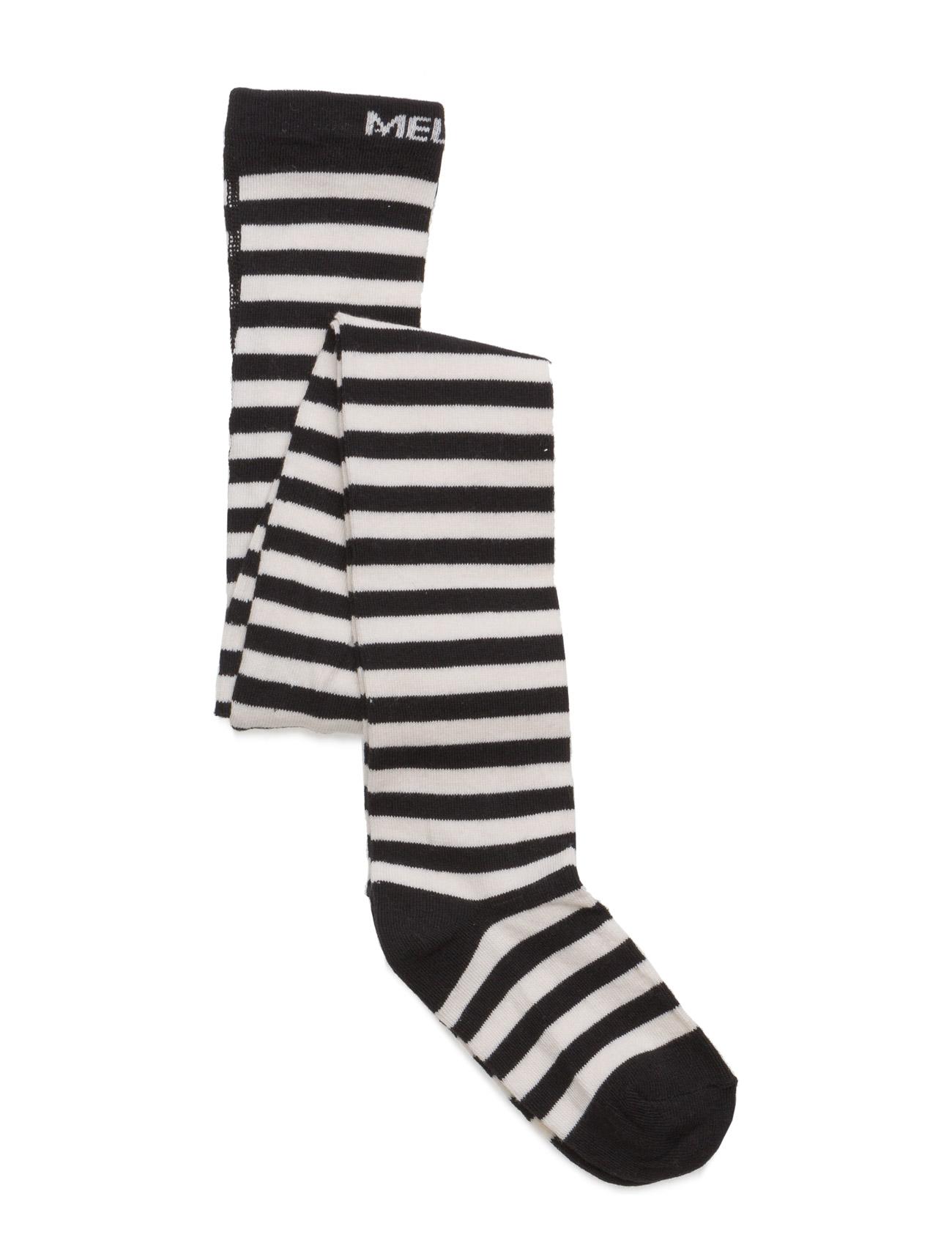 Tight W/Stripes Melton Strømper & Strømpebukser til Børn i