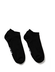 Golf sock, plain colour - Black